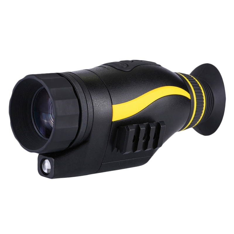 4 X 35 Night Vision Telescope Thermal Imaging Outdoor Infrared Multifunction Camera Telescope With Video Output Function For Hun