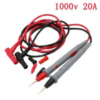 20A Probe Test Lead Clamp Cable Wire Tool Parts