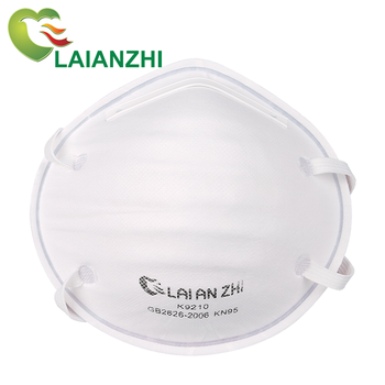 20pcs LAIANZHI K9210 KN95 Particulate Respirator Cup-shape dust mask Headband Valveless PM2.5 Protective Mask