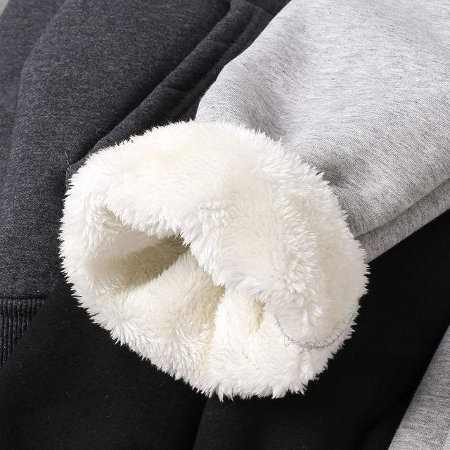 Jacket women solid color hoodies 2020 autumn winter imitation lamb wool korean loose plus velvet thick zipper sweatshirt tops 6