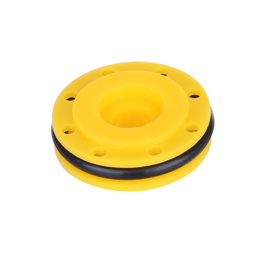 MODIKER 8-holes Large Displacement Piston Head For LH AUG Water Gel Beads Blaster - Yellow