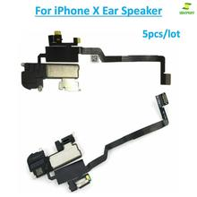 For iPhone X Ear Speaker Flex Cable Proximity Ambient Light