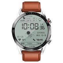 Para o telefone android iphone ios huawei xiaomi relógio inteligente homens android 2021 ip68 à prova dip68 água smartwatch android ecg relógio inteligente