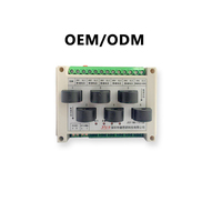 JSY MK 141G watt meter dc 220v 6 Channel Metering Tester wattmeter Current Tester measuring module multimetro Tool OEM/ODM