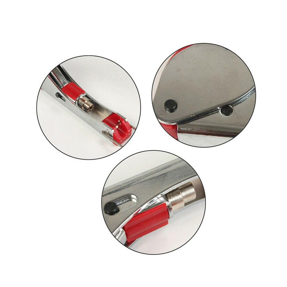 Прочный зачистки коаксиальный инструмент для обжима кабеля набор оборудования плоскогубцы коаксиальный СЖАТИЕ руководство Универсальный резак Электрический Металл