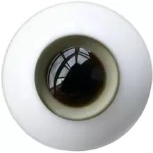 Hand Made 6-24mm Orange Glass Eyeball BJD Doll Dollfie Reborn Making Crafts PF