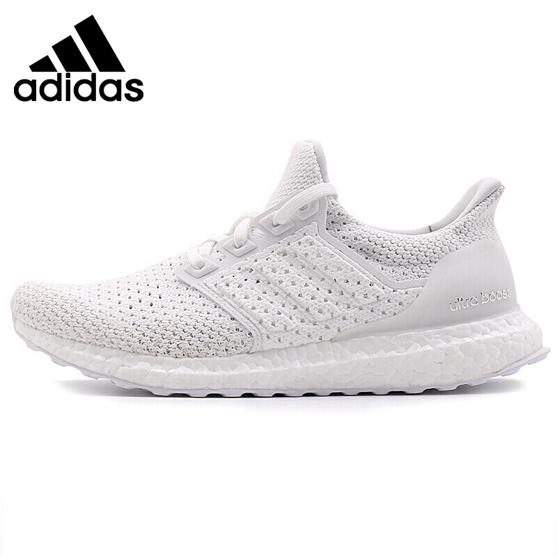 Original Adidas Ultra BOOST CLIMA Men's Running Shoes Sneakers Outdoor Sports Athletic New Arrival 2018 BY8888 UK Size M