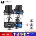 Original vaporesso nrg tanque atomizador 5ml com gt4 gt8 bobina núcleo para vape gen swag 2 luxe s nano caixa mod kit de cigarro eletrônico