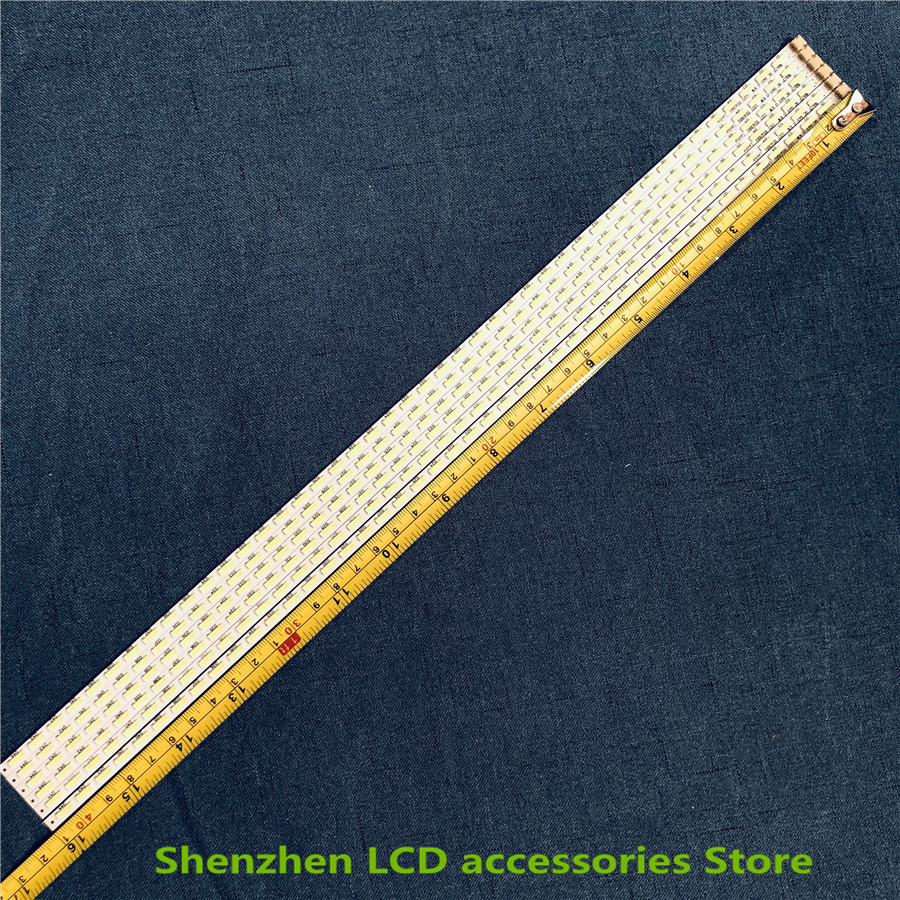 2Pieces/lot  FOR  Haier LE32A10LED  LCD TV Backlight Bar  TY-120625N SH1 37TM6315000008  44LED  410MM  E243951  100%new