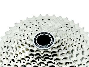 Image 3 - Deore CS 4100 HG500 HG50 MTB אופני Freewheel קלטת 10 מהירות 11 36T 42T 46T סבבת אופניים Freewheel 10 s