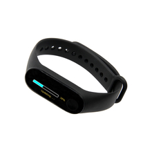 ESP32 PICO D4 главный чип LILYGO®TTGO T Wristband DIY программируемый умный Браслет 0,96 дюймов IPS экран силиконовый браслет ремешок