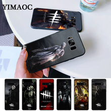 horror Dead by Daylight Retrospective Silicone Case for Samsung S6 Edge S7 S8 Plus S9 S10 S10e Note 8 9 10 M10 M20 M30