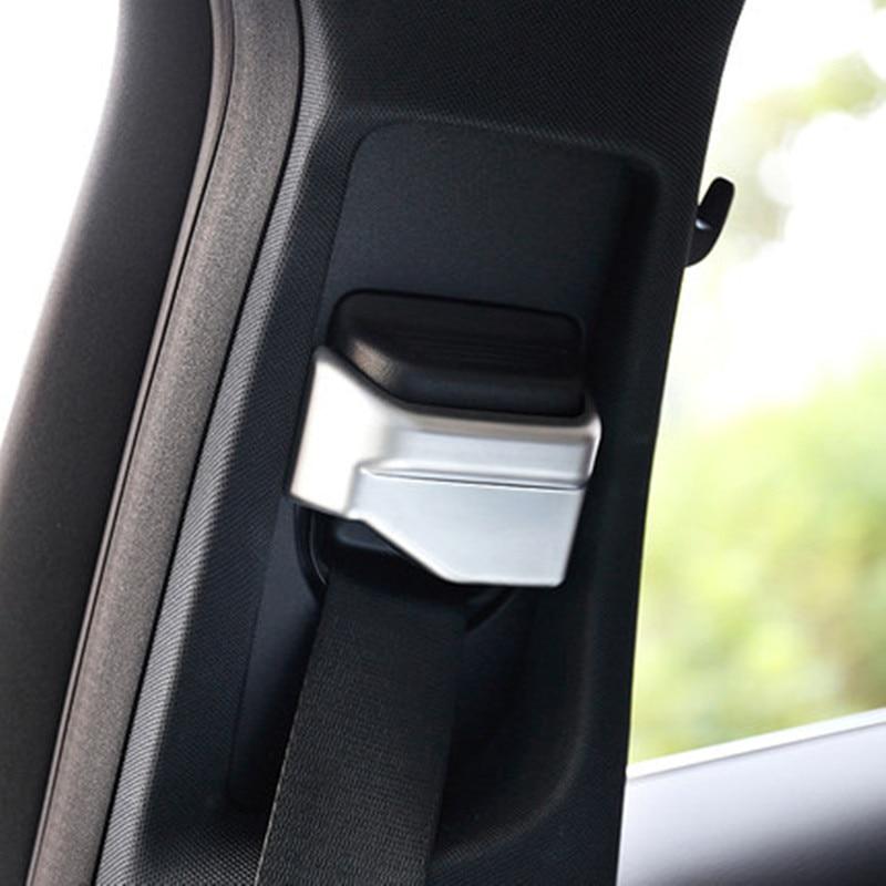 Cubierta de cinturón de seguridad de estilo de coche con lentejuelas 2 uds. W222 Clase S para Mercedes Benz/E clase W212/CLS ABS accesorios de Interior