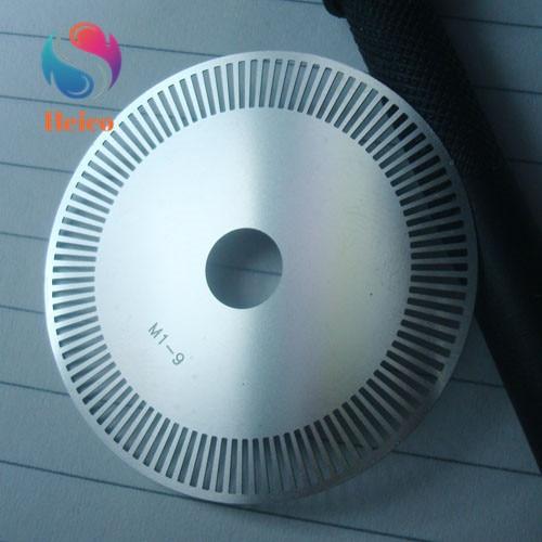 M1-9 Photoelectric Encoder Inverter Code Wheel Photoelectric Sensor Speed Measuring Code Disc 100 Wire Metal Code Disc