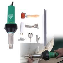 Ridgeyard 1600W Plastic Heat Gun Hot Air Torch Plastic Welding Gun Welder Pistol Industrial Tool