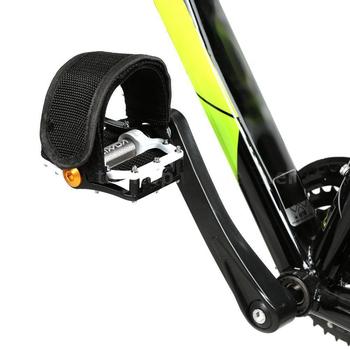 2 sztuk rower z ostrym kołem jazda na rowerze pedały zespoły stopy zestaw z paskami wiązka rower jazda na rowerze pedały antypoślizgowe pasek rowerowy akcesoria tanie i dobre opinie 45 5cm*5 3cm Other Rowery górskie Beam strap