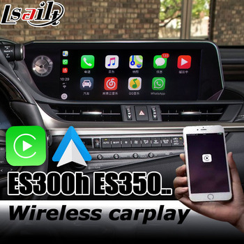 Carplay interface box for LexusES ES350 ES250 ES300h 2018-2020 12.3 / 8 video interface remote touch control by lsailt image