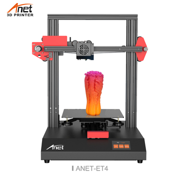 Anet ET4 3D Printer High Precision Extruder Prusa i3 3D Printer Kit DIY  Impresora 3D With Auto Bed Leveling Fast Heating support resume after power off creality cr 10 mini 3d printer large prusa i3 kit diy 300 220 300mm desktop education 3d printer