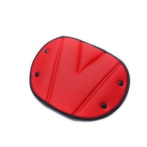 Image 3 - 車の安全シートベルトアジャスター車の安全ベルト調節装置三角赤ちゃんの子保護プロテクター車のアクセサリー