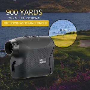 Image 1 - 600M / 900M Laser Range Finder Hunting Golf Laser Rangefinder Laser Distance Meter Speed Tester Digital Measurement Monocular
