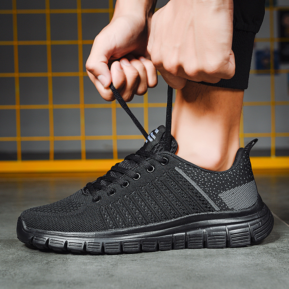 Men Casual Shoes Lac-up Men Shoes Lightweight Comfortable Breathable Walking Sneakers Tenis masculino Zapatillas Hombre 5
