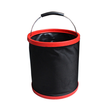 Bucket Washing-Tool Car-Storage Folding Garbage Outdoor 1pcs 12L Portable Camping