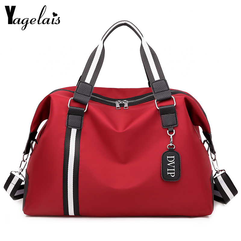 New Travel Bag Oxford Duffle Bag Carry On Luggage Bags For Women Water Resistant Fashion Sac Weekend Large Capacity Handbags