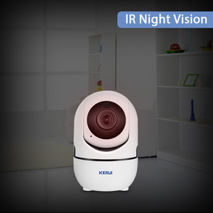 Image 2 - KERUI HD 1080P كاميرا داخلية صغيرة لاسلكية أمن الوطن واي فاي كاميرا IP كاميرا مراقبة للرؤية الليلية كاميرا تلفزيونات الدوائر المغلقة