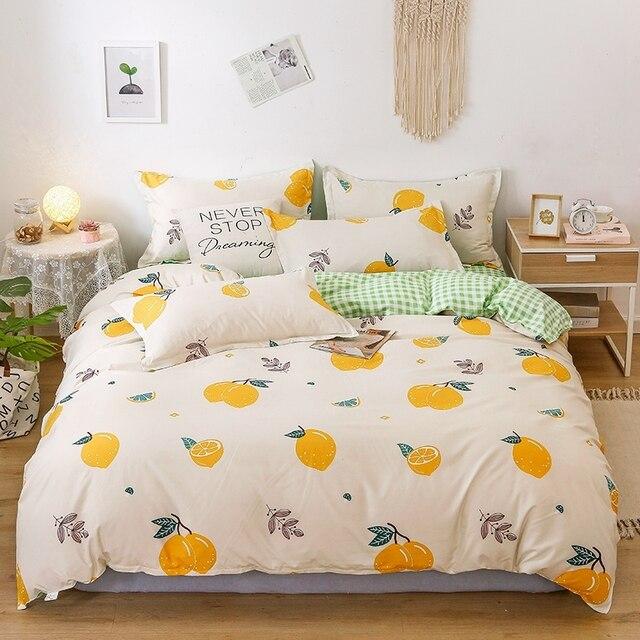 Nordic Bedding Set Lemon 31