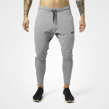 Muscle Dr. Brothers мужские осенние и зимние повседневные спортивные тренды стиль Фитнес здоровая красота обтягивающие облегающие хлопковые брюки