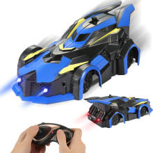 NEW MINI RC CAR 1:32 Remote Control wall car stunt Electric Toys 360 Degree with LED Lights Vehicle Toys for kids Christmas gift