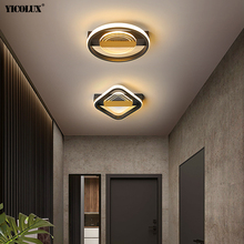 Lámparas de araña LED modernas para sala de estar, estudio, dormitorio, pasillo, salón, lámpara de iluminación regulable