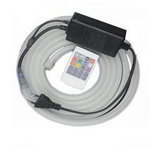 Outdoor & Indoor LED Lighting Flex LED Neon Light SMD 5050 LED Strip rope Light Waterproof IP67 220V