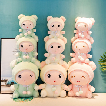 цены 25cm/40cm New cute plush toys dolls soft stuffed toys kids children girls soft cartoon pillow Birthday gifts M116