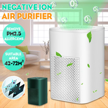Ionizer-Generator Air-Purifier AUGIENB Remove-Sme-Formaldehyde Home-Deodorizer Portable