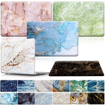 KK&LL For Apple MacBook Air Pro Retina 11 12 13 15 & New Air 13 / Pro 13 15 Touch Bar various Marble Hard Shell Laptop case new solid case for apple macbook air 13 2019 a2159 pro 13 3 15 retina 11 12 13 3 touch bar keyboard cover notebook laptop shell