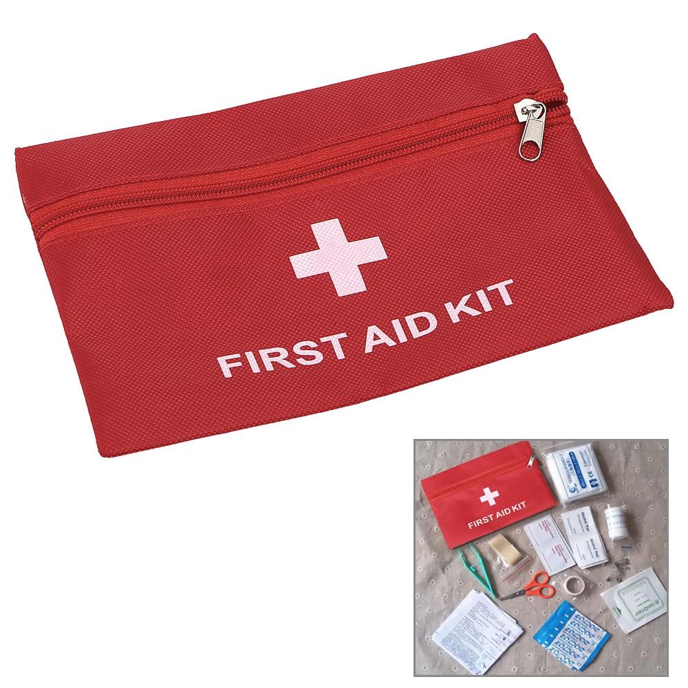 NICEYARD 20*14cm Emergency Medical Kit Storage Empty Oxford Cloth Bag First Aid Kit Bag Portable Tools Packaging Tool Bag