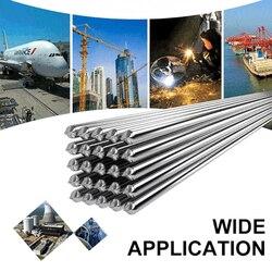 Solution Welding Flux-Cored Rods Aluminum Brazing Rod Low Temperature Aluminum Solder Welding Wire No Need Solder Powder