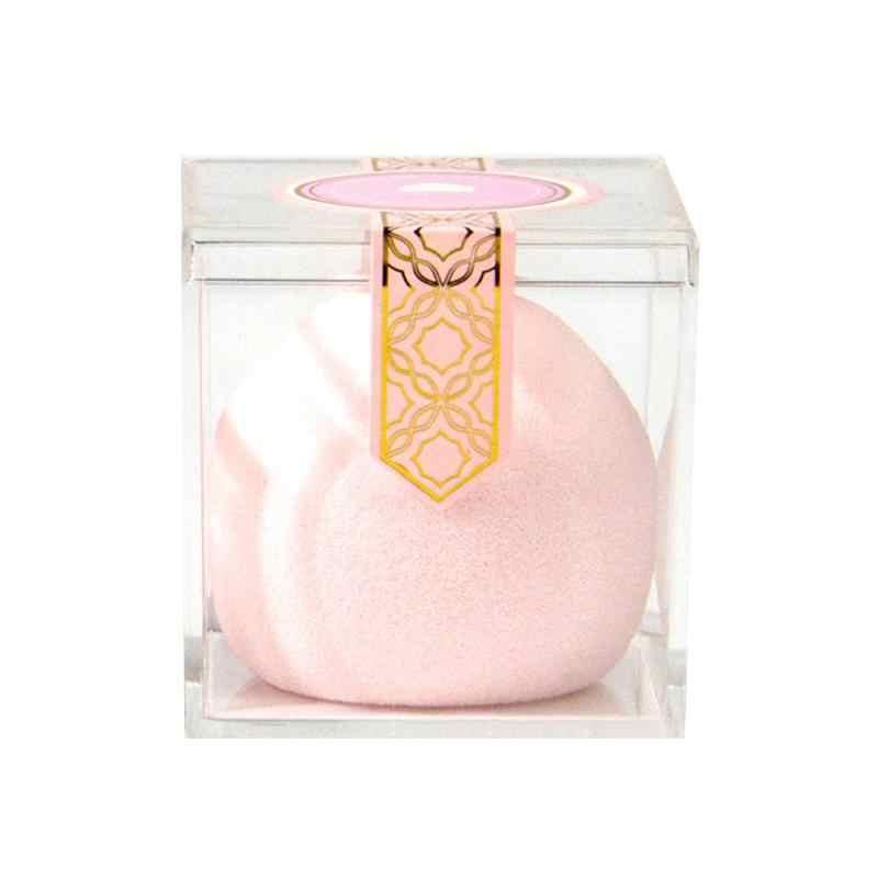 2019 Nieuwe Cherry Perzik Zachte Spons Puff Foundation Cosmetische Bladerdeeg Nat/Droog Gebruik Makeup Gevulde Eieren hoge Elastische poederdons