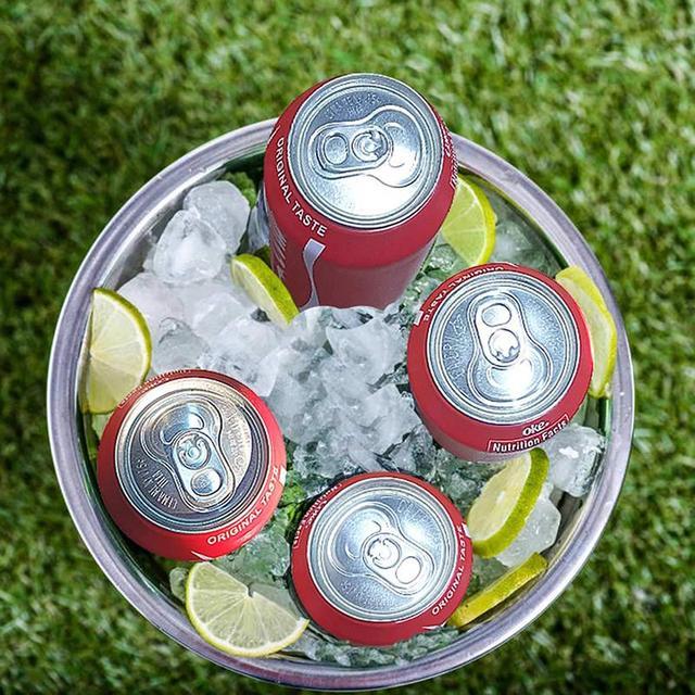 Funda oculta para una jarra de cerveza, funda para vaso de Cola, funda térmica para botella, accesorio de viaje para acampar y senderismo de 330ml A 375ml