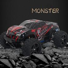 1/16 2.4G 4WD Electric RC Buggy off-Road Rock Crawler Car Tr