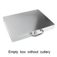 1Pcs Silver Box