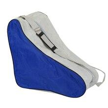 Чехол для переноски, устойчив к разрыву, спортивные покрытия, прочная сумка для катания на роликах, универсальный плечевой ремень, регулируемый, портативный