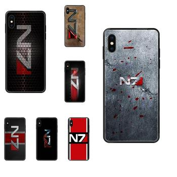 Greatest Mass Effect N7 Armour For Galaxy A10S A20 A20S A20E A21S A30 A30S A40 A50 A70 A71 A70E A5 A6 A7 A8 A10 image