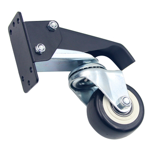 Image 3 - Ruedas móviles rueda de alta resistencia step down 360 grados giratoria mesa de trabajo Universal accesorios muebles Hardware duradero