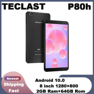 Teclast 8inch Tablet OS Android Dual-Cameras Quad-Core ARM Pc 2GB 32GB SC7731E Cortex-A7