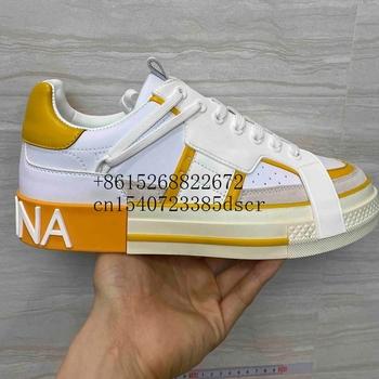 Najlepsze buty do biegania na świeżym powietrzu męskie buty do biegania na świeżym powietrzu męskie buty do biegania na świeżym powietrzu tanie i dobre opinie OLOME Unisex CN (pochodzenie) Zapewniające stabilność Na betonową podłogę Początkujący Adult wodoodporne Skórzane