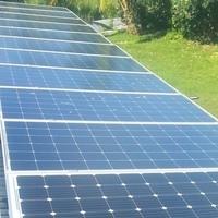 Solar Power System Complete 9KW Solar Panel 300w 30v Solar Inverter 9000w 220v MPPT Cable On Grid System Residencial Home RV