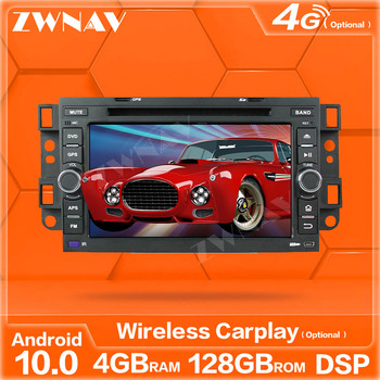 128G Android 10 Screen Player For Chevrolet Epica Captiva Aveo 2004 2005 2006 2007 2008 2009 2010 2011 GPS Auto Audio Radio unit image