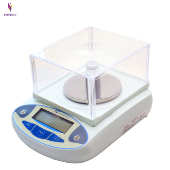 цена на New Arrival 500g/0.001g Digital Lab Analytical Digital Balance Scale Electronic Precision Scale 500g Capacity